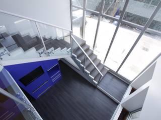 Buffoli Industries Complesso d'uffici moderni di viemme61 Moderno