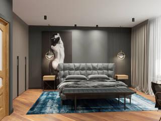 Дизайн Студия 33 Small bedroom