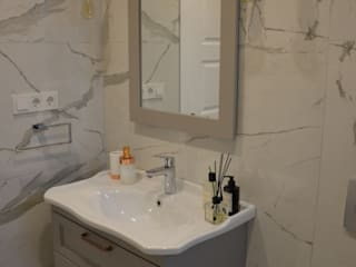 BA House Modern Banyo CE's Mimarlik Stüdyosu Modern