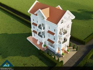 Công ty Kiến trúc Á Âu