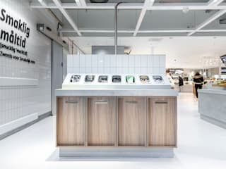 STOOFF INTERIOR PROJECTS Gastronomy