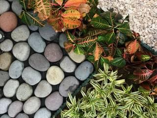 Los Textiles SCH2laap arquitectura + paisajismo Jardines modernos