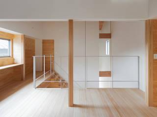 東福寺の家/house of tofukuji モダンデザインの 子供部屋 の STUDIO RAKKORA ARCHITECTS モダン