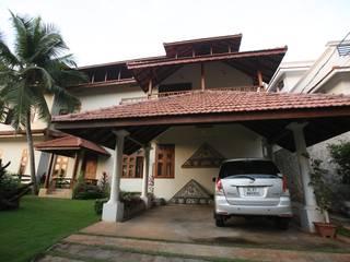 Benny Kuriakose Asian style houses