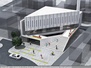BÜYÜKADA ÇARŞI CAMİİ Modern Müzeler T-COD MİMARLIK Modern