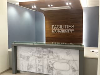 Facilities Management University of Pretoria by SIGNAGE 360 PTY LTD