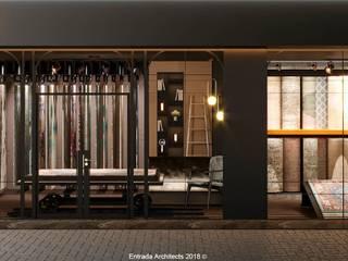 Halı Mağazası Tasarımı Entrada Mimarlık Modern