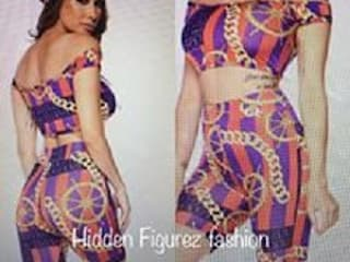 Hidden Figurez Fashion Boutique by Hidden Figurez Fashion Boutique