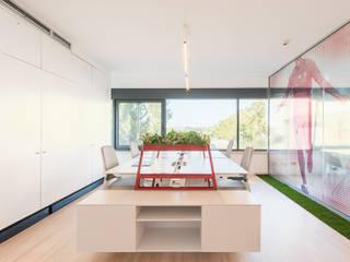O Novo Escritório da PromoEsport Rima Design Escritórios escandinavos