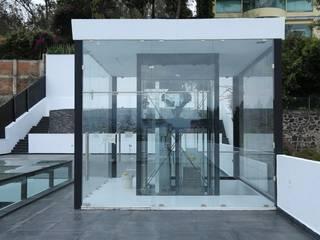 Oficinas Centrales Hackman de Sesife Arquitectura Minimalista