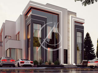 Luxury Modern House Architectural Design by Comelite Architecture, Structure and Interior Design Modern