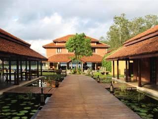 Benny Kuriakose Hotel in stile asiatico