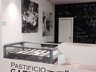 Gaetarelli - Stand Gastronomia in stile moderno di viemme61 Moderno