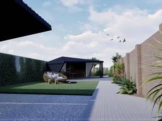 Proyecto Quincho Y & G • Crea Interiorismo y Arquitectura Quinchos