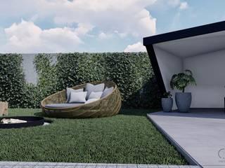 Proyecto Quincho Y & G • de Crea Interiorismo y Arquitectura Industrial