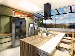 Studio Ideação Kitchen units