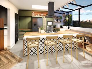 Studio Ideação Muebles de cocinas