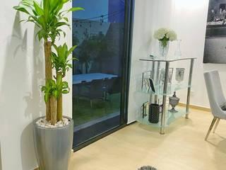 Macetas de Fibra de Vidrio Green Boutique ComedorAccesorios y decoración
