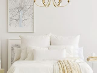 Bedroom lighting ideas at Luxury Chandelier por Luxury Chandelier Clássico