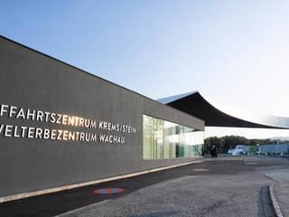 UNESCO - Marine & World Heritage Center Najjar - Najjar Architekten Moderne Museen Aluminium/Zink Metallic/Silber