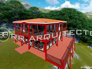 Casa Jaramillo de RR Arquitecto