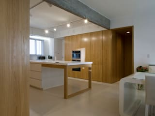 tea.ve Kitchen units Wood Beige
