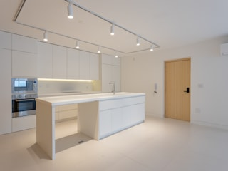 tea.ve Kitchen units Wood White