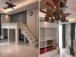 Modern nursery/kids room by Algedra Interior Design Modern