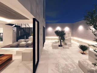 株式会社seki.design Modern style gardens