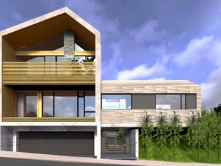 株式会社seki.design Modern home