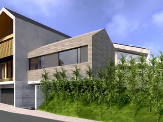株式会社seki.design Casas modernas