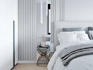 Мария Ничипоренко Minimalist bedroom