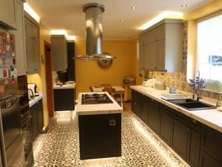 İndeko İç Mimari ve Tasarım Modern kitchen