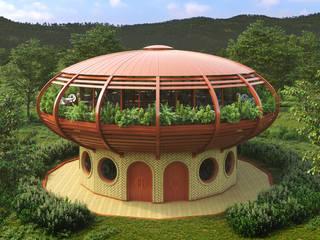 Youna Garden Giancarlo Zema Design Group Case moderne