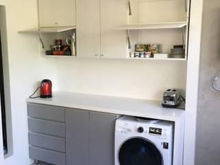Dimensiona Hogar KitchenStorage Chipboard Grey