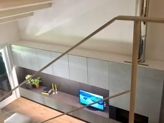 Cemento Non Cemento Living roomFireplaces & accessories Tembikar Yellow