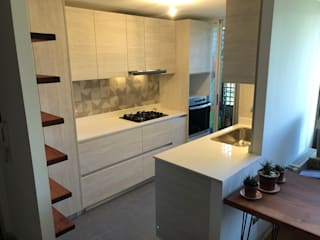 Dimensiona Hogar Small kitchens