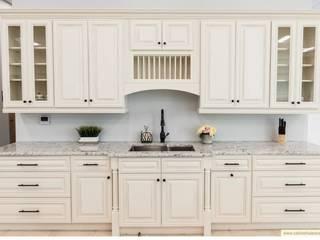 Cabinetry of Charleston 置入式廚房