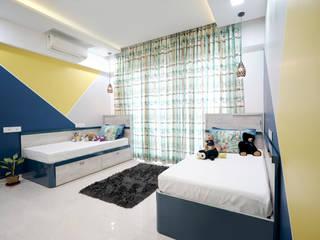 Tirumala Habitats HomeLane.com Girls Bedroom