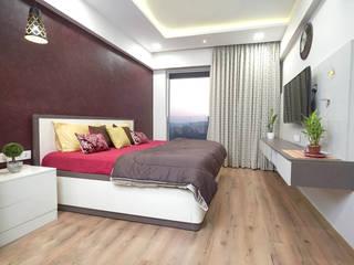 Tirumala Habitats HomeLane.com Small bedroom