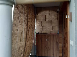 Balcony Bamboo Curtains Blinds Outdoor Curtains Bamboo Stick Blinds: modern  by City Trend,Modern