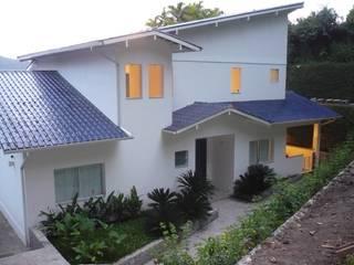 Casa de Praia FERNANDA SALLES ARQUITETURA Casas modernas