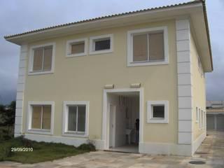 Retrofit de Casa na Barra FERNANDA SALLES ARQUITETURA Casas modernas