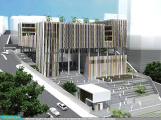 ŞİŞLİ LİSESİ İSTANBUL Modern Okullar T-COD MİMARLIK Modern