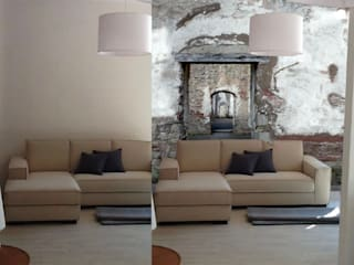 Creativespace Sartoria Murale Living roomSofas & armchairs