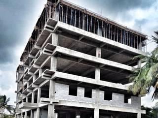 Commercial Building @ Vijayapura by Cfolios Design And Construction Solutions Pvt Ltd