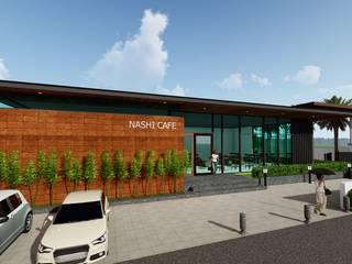 Nashi Cafe @ Vijayapura by Cfolios Design And Construction Solutions Pvt Ltd
