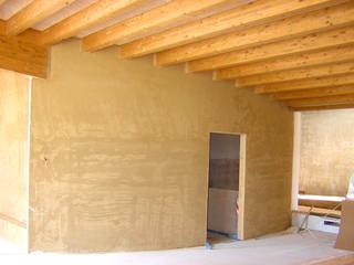 Scuola materna San Prospero, Imola Pareti & Pavimenti in stile moderno di Ton Gruppe® Moderno