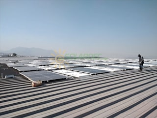 SOLARDEC Commercial Spaces