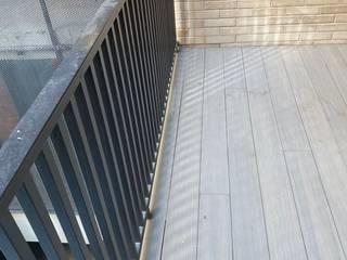 Endüstriyel Balkon, Veranda & Teras Home Reface ® By Natalia Jiménez Endüstriyel